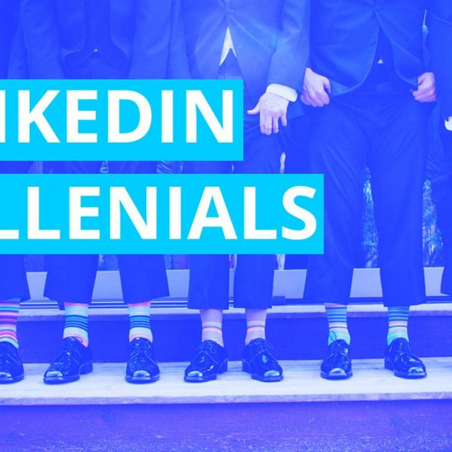 The Millennial Takeover – LinkedIn Edition [Infographic]